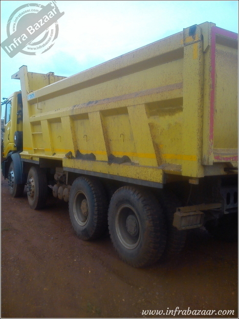 10 Tippers for sale In Auction   Used Equipment and Machinery   Scoop.it