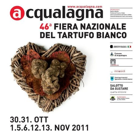 The 46th  National White Truffle Fair in Le Marche | Le Marche another Italy | Scoop.it