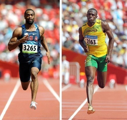 Celebrity for the World: Can Tyson Gay beat Usain Bolt today: Michael Johnson and Edwin Moses believe so | Celebrity for the world | Scoop.it