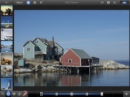Tips and tricks for iPhoto for iOS | Macworld | iPad and Apps | Scoop.it