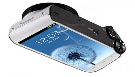 Un APN Samsung sous Android à base de Galaxy S III ? | Badjack | Scoop.it