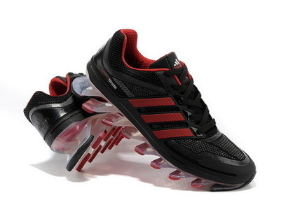 Adidas SpringBlade Black Red Shoes Cheap Now | Adidas Club | Scoop.it