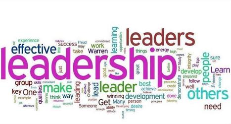 The Great School Leadership Series | Lead the way | Scoop.it