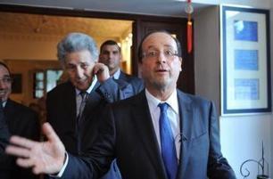 François Hollande à Alger, qu'en pensez-vous ? | Hollande en Algérie | Scoop.it