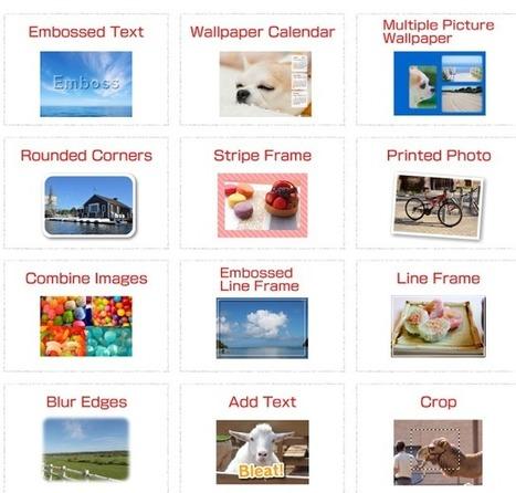 Quick Picture Tools: todo para la imagen | Educación a Distancia (EaD) | Scoop.it