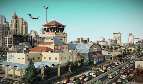 SimCity 3.0 Update Hopes To Correct Traffic Issues And More | Jacob gadget | Scoop.it