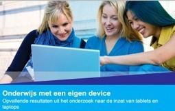 Pioniersfase onderwijs met eigen devices voorbij?   Wilfred Rubens over Technology Enhanced Learning   Tablets in de klas   Scoop.it