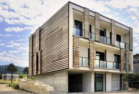 Energy Box is an earthquake-proof passive house built of cross-laminated timber | architecture verte | Scoop.it
