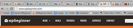 How to Add a Favicon to Your WordPress Blog | Webdesign | Scoop.it