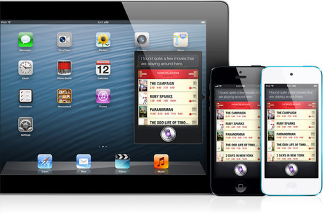 Apple - iOS 6 - iPhone, iPad, and iPod touch get 200+ new features. | Assistive Technology ATA | Scoop.it