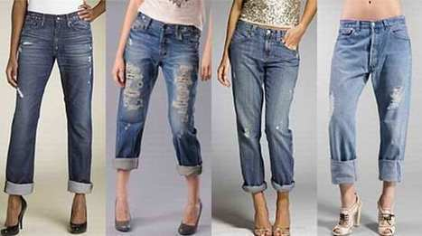 What Jeans Type Will Suit You the Most | Fashion and Style | Scoop.it