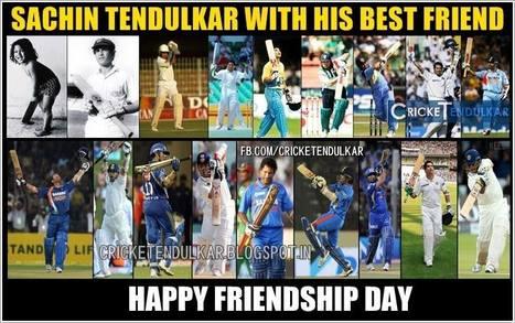 Sachin Tendulkar with his best friends... | Sachin Ramesh Tendulkar | Scoop.it