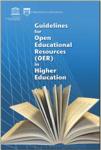 Directrices sobre Los recursos educativos abiertos (REA) | 15M educativo | Scoop.it