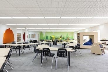 Académie Sainte-Anne, l'école de demain - Taktik design |v2com newswire | Bibliothèque scolaire | Scoop.it