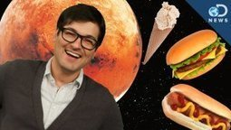 What Food Will We Eat On Mars?   leapmind   Scoop.it