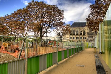Le passage | Projet les Halles | Scoop.it