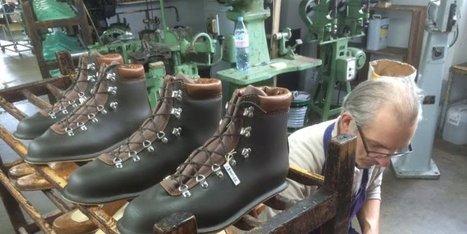 Les chaussures made in Béarn ont une boutique à Pau   Métiers, emplois et formations dans la filière cuir   Scoop.it