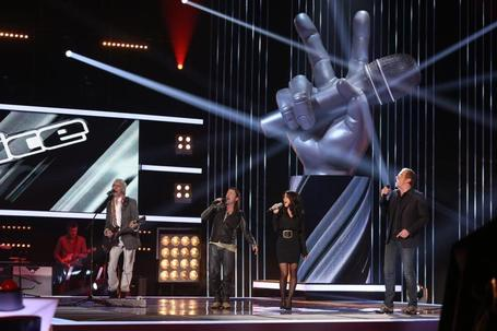 The Voice : TF1 signe pour une saison 3 | Le Journal de la Télé - Nostalgie | Scoop.it