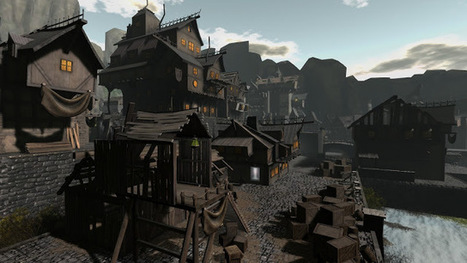 Sanctuary by the Sea - , Afanasyev - Second Life - Echt Virtuell | Second Life Destinations | Scoop.it