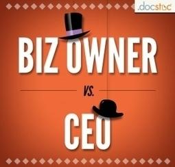 Owner vs. CEO Management | CEO's Almanac | Scoop.it