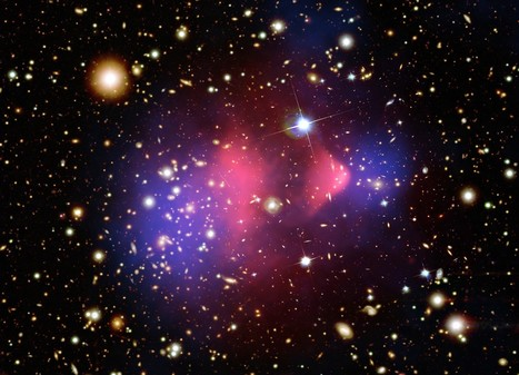 A Sonic Hot Plasma Boom Half as Old as the Universe Itself | Amazing Science | Scoop.it