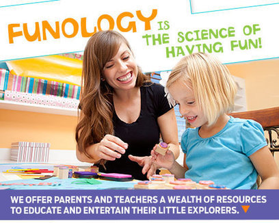 Crafts, Projects, Science Experiments, and Recipes for Moms with Young Children - Funology | education | Scoop.it