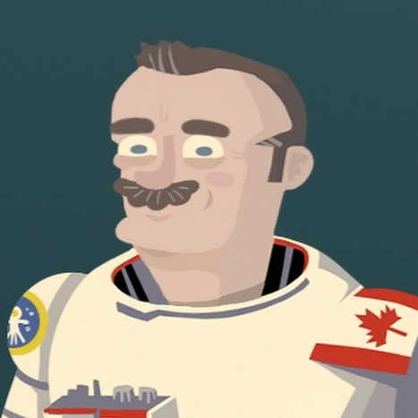 Chris Hadfield - YouTube | Grade 6 - Space Science for Kids | Scoop.it