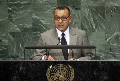 Reading between the lines of King Mohammed VI's Speech at the UN   Arabic Countries   Scoop.it