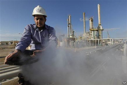 Chaotic Libya Struggles to Maintain Oil Output | Saif al Islam | Scoop.it