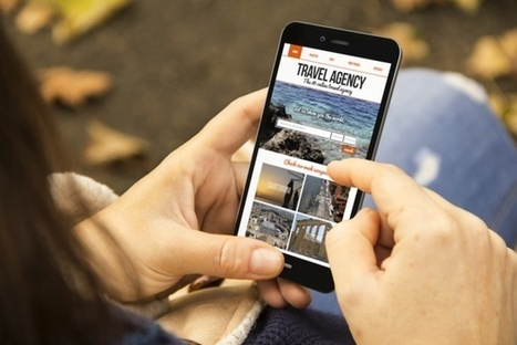 L'achat tourisme sur mobile en progression | Geolocalisation & etourisme : local based services & tourism | Scoop.it