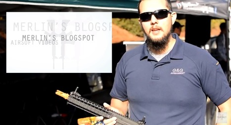 G&G Armament Combat Machine - Preview from Merlin's Airsoft News on YouTube   Thumpy's 3D House of Airsoft™ @ Scoop.it   Scoop.it
