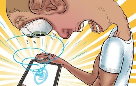 Professeur Cyclope : nouveau mensuel consacré aux bd et fictions numériques | Veille sur la bande dessinée pour tous | Scoop.it