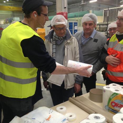 Orne : 300 emplois dans le papier toilette ! | Le Mag ornais.fr | Scoop.it