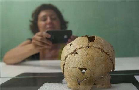 Identifican el cráneo de un 'Homo sapiens' como el más antiguo de Cataluña   Arqueología, Historia Antigua y Medieval - Archeology, Ancient and Medieval History byTerrae Antiqvae (Blogs)   Scoop.it