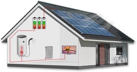Fotovoltaická elektrárna 3,12 kWp s bateriemi | Geodetické práce | Scoop.it
