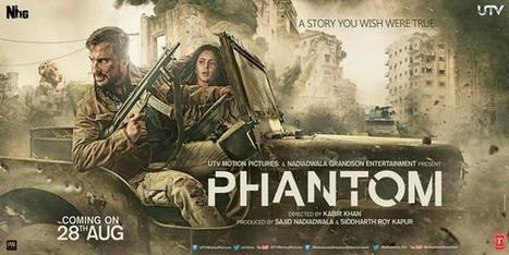 Phantom 2nd Day Saturday Box Office Collection | Bollywood Updates | Scoop.it