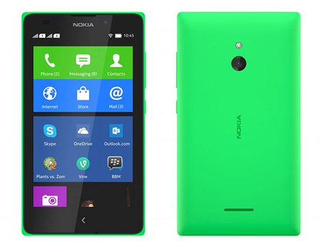 Nokia Announces its First Android-Based Smartphones | Trending Tech | Scoop.it