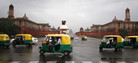 Uber to Collide Head On with 5 million Auto Rickshaw in India | Mobile app development | Scoop.it