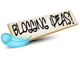 Help! I Need Some Blogging Ideas. | Online Business from Home | Scoop.it