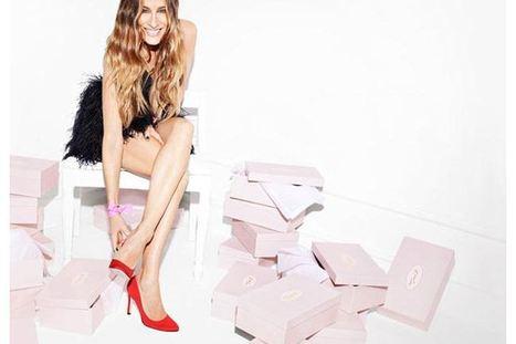 Sarah Jessica Parker Shoes...OMG | SHOES | Scoop.it