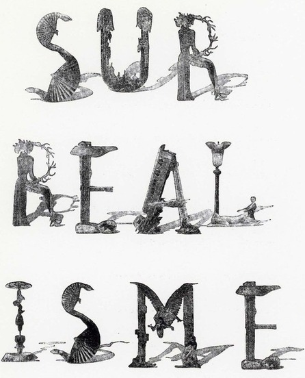 A dictionary of surrealism and the graphic image | D_sign | Scoop.it