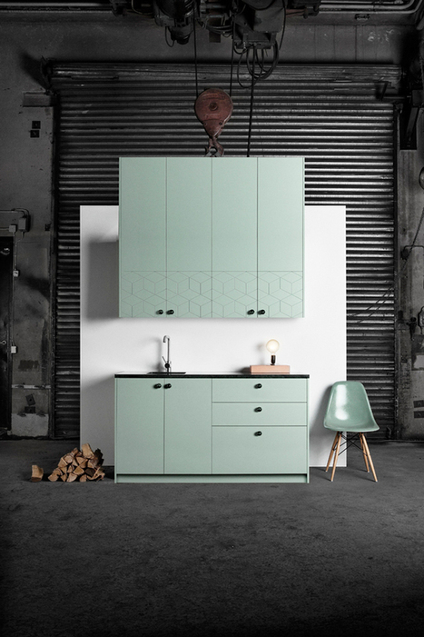 Happy Interior Blog: Style Up Your Ikea Cabinets With 'Superfront' | small business | Scoop.it