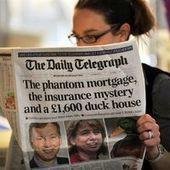 La presse écrite britannique en plein chamboulement | Le Monde | Médias | Scoop.it