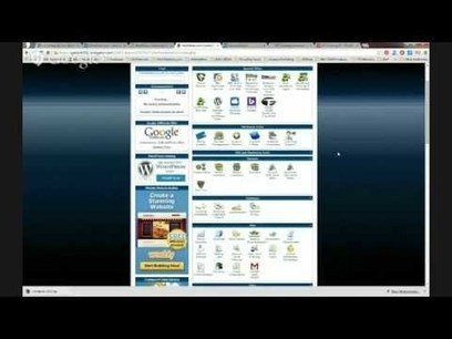 WTI Training #3 - WordPress Exact Steps To Setup For Online Business | Work To Inspire | Scoop.it