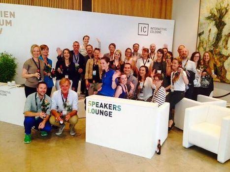 Die Teams von #mefo15 und #interactivecgn sagen Danke!   INTERACTIVE COLOGNE Festival   Scoop.it