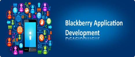 BlackBerry Apps Development – Some Major Benefits to Enjoy   BLACKBERRY APP MART   Scoop.it