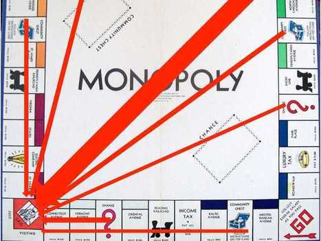 This Image Will Fundamentally Alter The Way You See The Monopoly Board | TheBottomlineNow | Scoop.it
