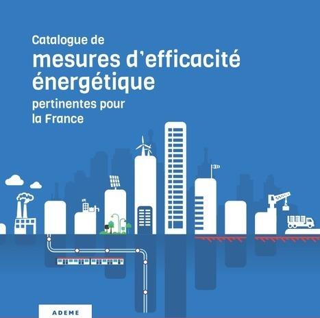 ADEME : Catalogue de mesures d'efficacité énergétique pertinentes pour la France | Cultural and Architectural Heritage | Scoop.it