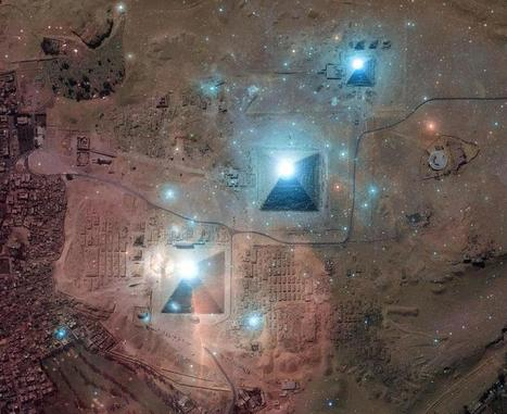 Global Rumblings: Pyramids-Constellation Orion Connection | Interesting Math | Scoop.it