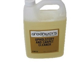 Greenway's Carpet and Upholstery Cleaner | Car Care Products | Scoop.it